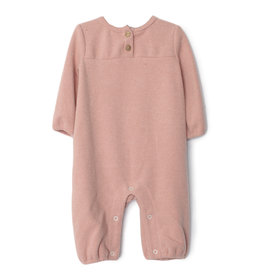 Mabel & Honey Be-You-Tiful Romper Pink