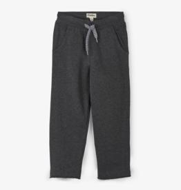 Hatley Moonshadow Brushed Fleece Track Pant Grey