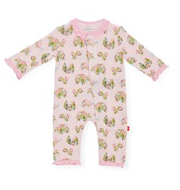 Magnificent Baby Eden Modal Magnetic Coverall