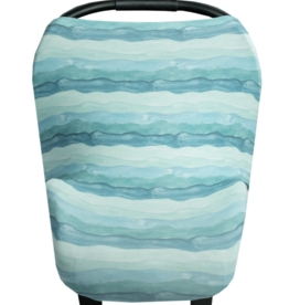 Copper Pearl Waves Multi-Use Cover