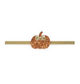Sweet Wink Pumpkin Soft Headband