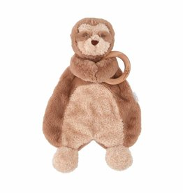 Mud Pie Sloth Woobie with Teether