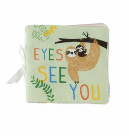 Mud Pie Eyes Book