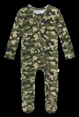 Posh Peanut Cadet Zippered Footie