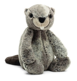 Jellycat Bashful Beaver Medium