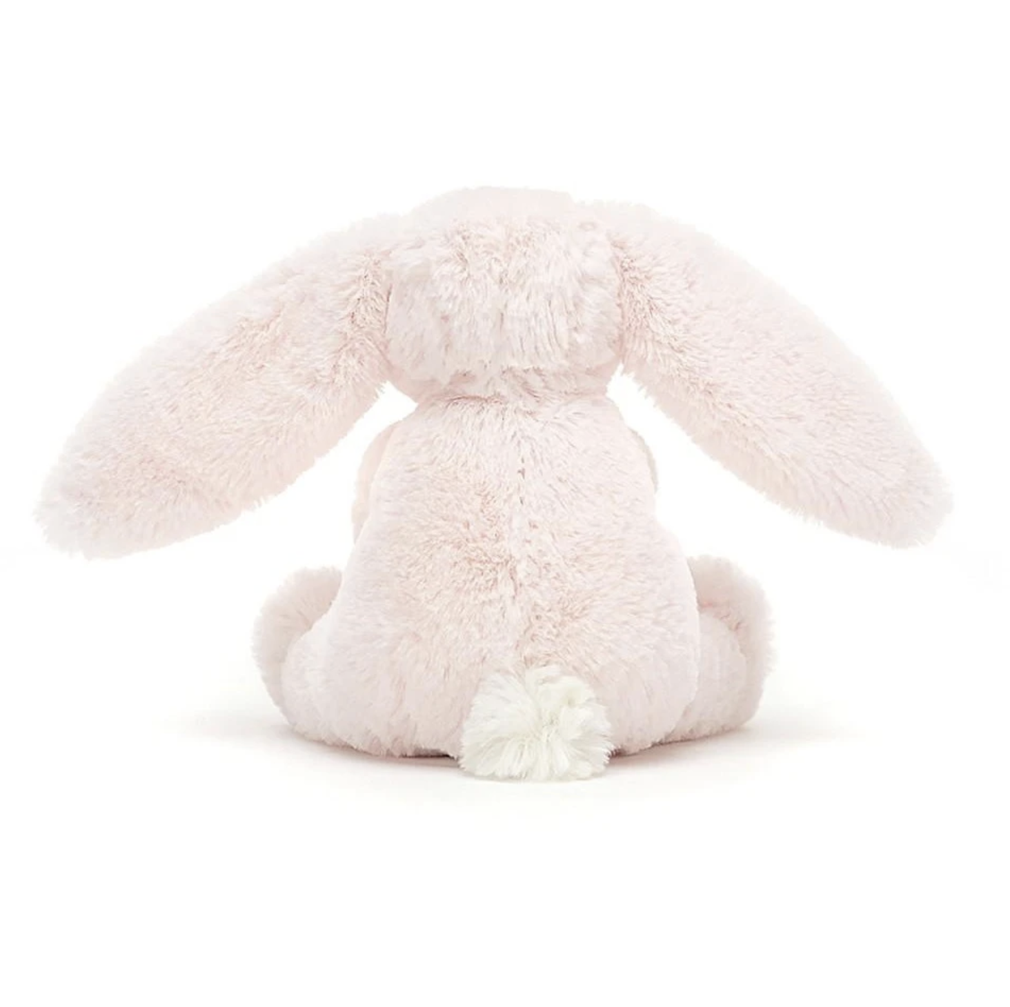 Jellycat Bashful Blush Bunny Wooden Ring Rattle