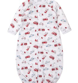 Kissy Kissy Rescue Rally Print Converter Gown