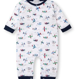 Kissy Kissy Awesome Airplanes Print Playsuit
