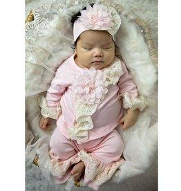 Haute Baby Chic Petit Baby Set Pink