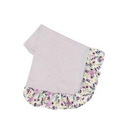 Haute Baby Plum Perfect Blanket
