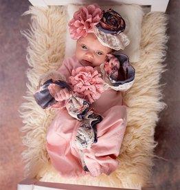 Haute Baby Secret Garden Gown