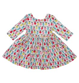 Mila & Rose Merry & Bright Pocket Twirl Dress