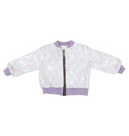 Mila & Rose Unicorn Flip Sequin Jacket
