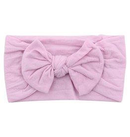 Mila & Rose Thistle Nylon Bow Headwrap
