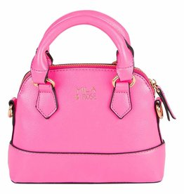 Mila & Rose Neon Pink Girl's Purse