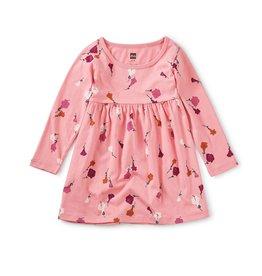 Tea Collection Empire Baby Dress Chiquita Flora