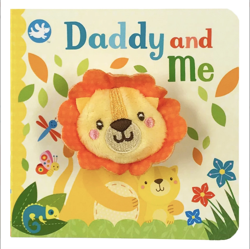 Cottage Door Press Daddy and Me Puppet Book