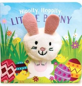 Cottage Door Press Hippity Hoppity Little Bunny Puppet Book