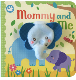 Cottage Door Press Mommy and Me Puppet Book