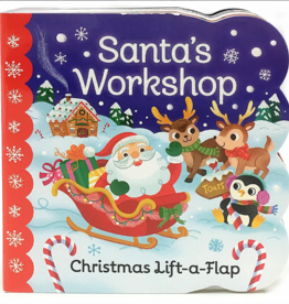 Cottage Door Press Santa's Workshop Book