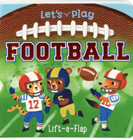 Cottage Door Press Let's Play Football Book