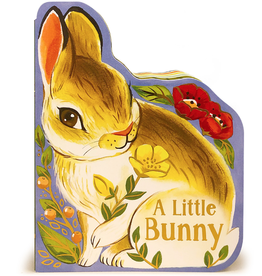 Cottage Door Press A Little Bunny (Board Book)