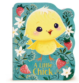 Cottage Door Press A Little Chick (Board Book)