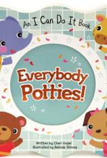 Cottage Door Press Everybody Potties (Board Book)