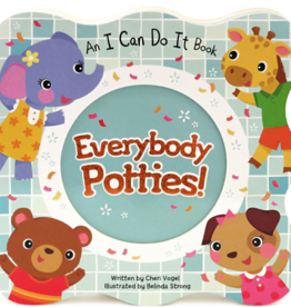 Cottage Door Press Everybody Potties (Board Book)