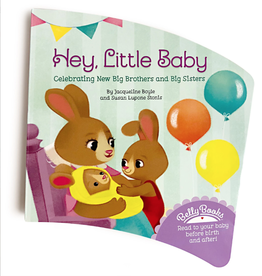 Cottage Door Press Hey Little Baby (Board Book)