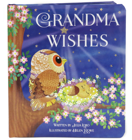 Cottage Door Press Grandma Wishes (Board Book)