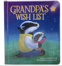 Cottage Door Press Grandpa's Wish List (Board Book)
