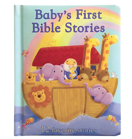Cottage Door Press Baby's First Bible Stories