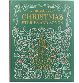 Cottage Door Press A Treasury of Christmas Stories and Songs