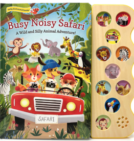 Cottage Door Press Busy Noisy Safari
