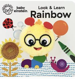 Cottage Door Press Baby Einstein Look & Learn Rainbow Book