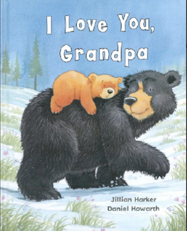 Cottage Door Press I Love You Grandpa Book