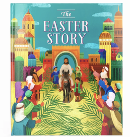 Cottage Door Press The Easter Story (Picture Book)