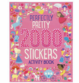 Cottage Door Press 2000 Stickers Perfectly Pretty