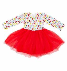 Mila & Rose Merry & Bright Tutu Dress