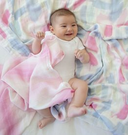 Aden & Anais Florentine Painterly Silky Soft Dream Blanket