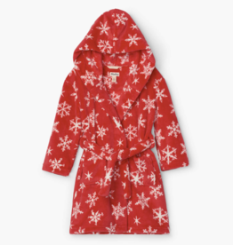 Hatley Holiday Snowflakes Fleece Robe
