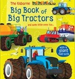 Usborne Big Book of Big Tractors