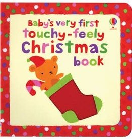 Usborne Baby's Very First Touchy Feely Christmas