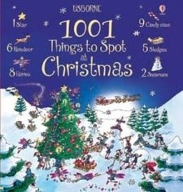 Usborne 1001 Things To Spot Christmas