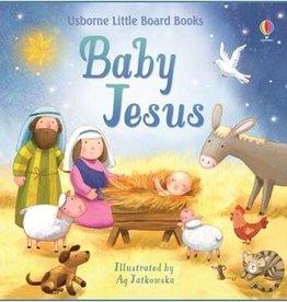 Usborne Baby Jesus Board Book
