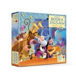 Usborne Book & Jigsaw Puzzle: Noah's Ark
