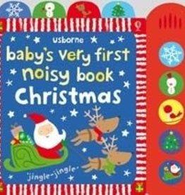 Usborne Baby's Very First Noisy Book Christmas