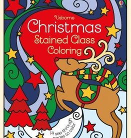 Usborne Stained Glass Christmas