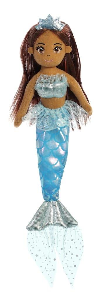 "Aurora 10"" Sea Sparkles Yesenia Mermaid"